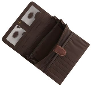 Concept Braefield Two-Tone Accordion Wallet