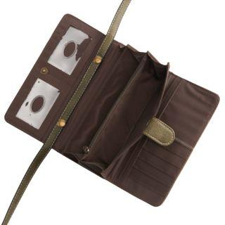 Concept Trampton Convertible Accordion Wallet