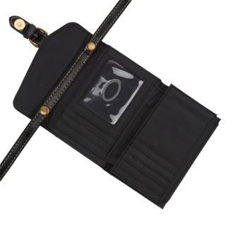 Concept Amhearst Asymmetrical Crossbody Wallet
