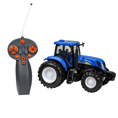 New Ray Remote Control 1:24 Scale New Holland T7.315 Farm Tractor