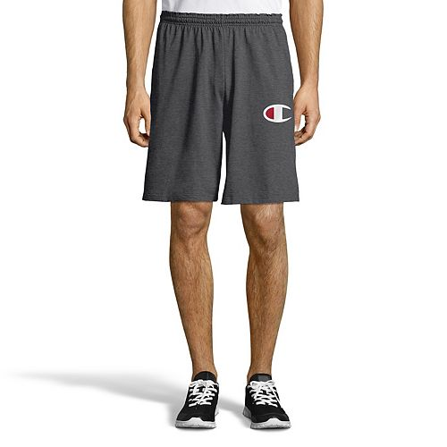 Men's Champion Graphic Jersey Shorts