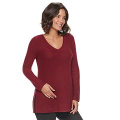 Maternity a:glow V-Neck Sweater