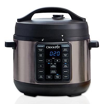 Crock-Pot 4-qt. Express Crock Pressure Cooker