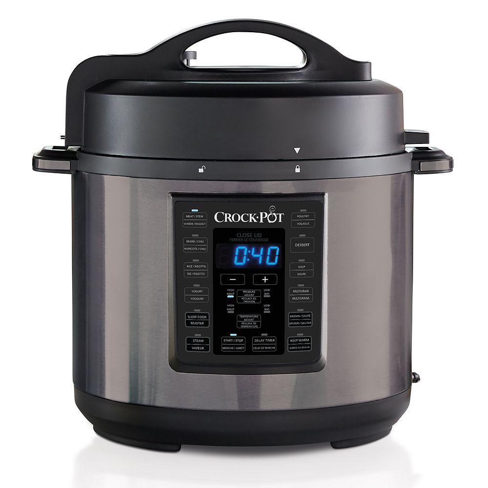 Crock-Pot 6-qt. Express Crock Multi-Cooker