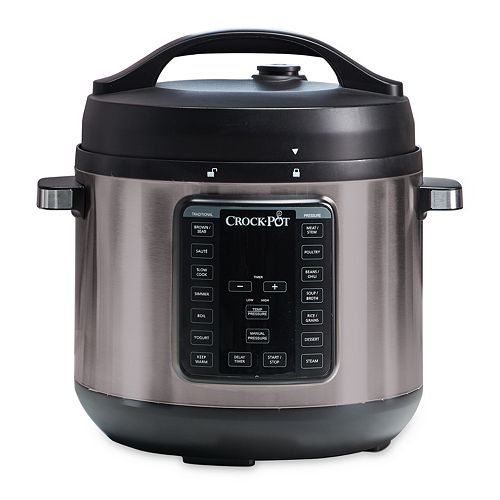 Crock-Pot 8-qt. Express Crock XL Pressure Cooker