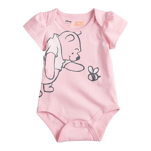 2036d2fce6c3 Disney s Winnie The Pooh Baby Girl Bodysuit by Jumping Beans®