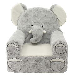 Animal Adventure Sweet Seats Elephant Character Chair