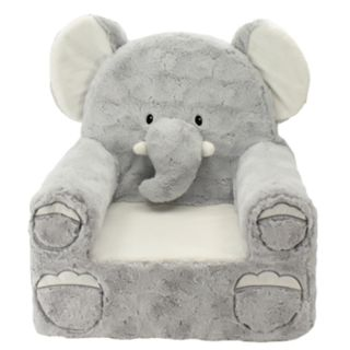 Animal Adventure Sweet Seats Elephant Character Chair