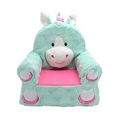 Animal Adventure Sweet Seats Unicorn Character Chair