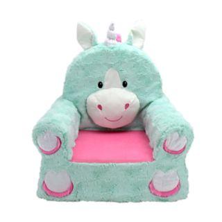 Animal Adventure Sweet Seats Unicorn Character Chair
