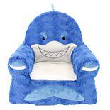 Animal Adventure Sweet Seats Shark Character Chair