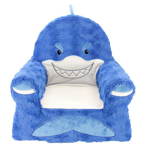 Animal Adventure Sweet Seats Shark Character Chair