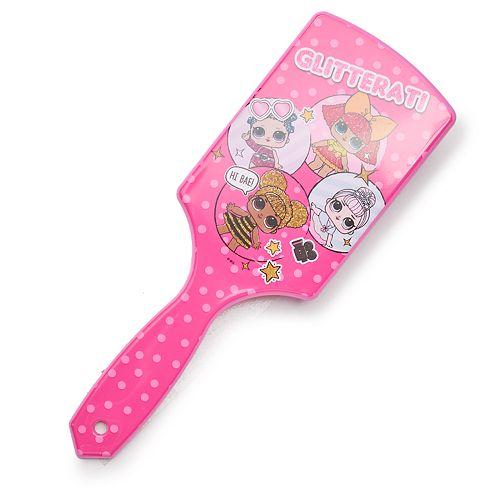 """Girls L.O.L. Surprise! """"Glitterati"""" Hair Brush"""