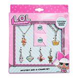 Girls 4-16 L.O.L. Surprise! Necklace, Bracelet & Charm Set