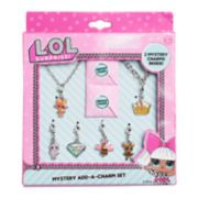 Girls 4-16 L.O.L. Surprise! Necklace, Bracelet & Charm Set