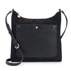 LC Lauren Conrad Leah Crossbody Bag