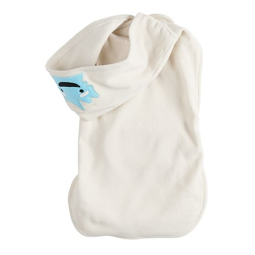Pet Jammies For Your Families Yeti Microfleece One-Piece Bodysuit