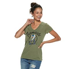 Juniors' Lion King 'Namaste' Tee