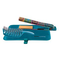 CHI Air Classic 1-in. Tourmaline Ceramic Hair Styling Iron with Brush