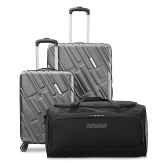 American Tourister Ellipse 3-Piece Hardside Spinner Luggage Set
