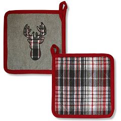 Elk Pot Holder Set