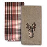 Elk Kitchen Towel 2-pk