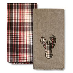 Elk Kitchen Towel 2-pk