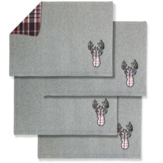 Elk Reversible Placemat 4-pk