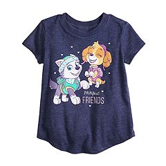 Toddler Girl Jumping Beans® Paw Patrol Everest & Skye Graphic Tee