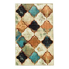 Mohawk® Home Aurora Distressed Morocco Printed Rug