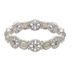 Napier Star Stretch Bracelet