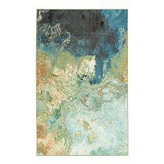 Mohawk® Home Aurora Marble Ink Printed Rug
