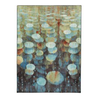 Mohawk® Home Aurora Rain Drop Printed Rug