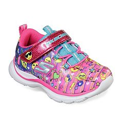 Skechers Trainer Lite Happy Dancer Toddler Girls' Sneakers