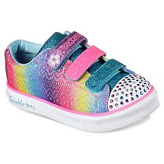 Skechers Twinkle Toes Breeze 2.0 Girls' Light Up Shoes