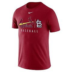 Nike Men's St. Louis Cardinals Dri-FIT Practice Tee