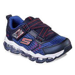 Skechers S Lights Turbo Flash Radex Boys' Light Up Shoes