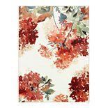 Mohawk® Home Aurora Watercolor Zen Printed Rug