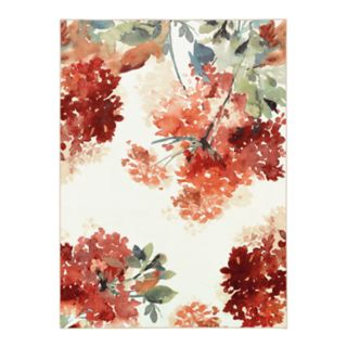Mohawk® Home Aurora Watercolor Zen Printed Rug