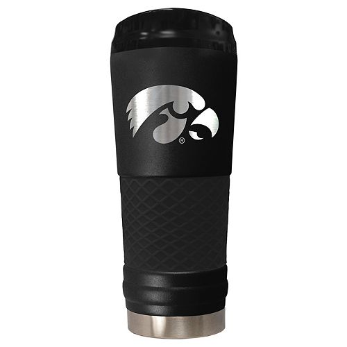 Iowa Hawkeyes 24-Ounce Stealth Travel Tumbler