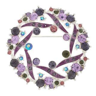 Napier Wreath Pin