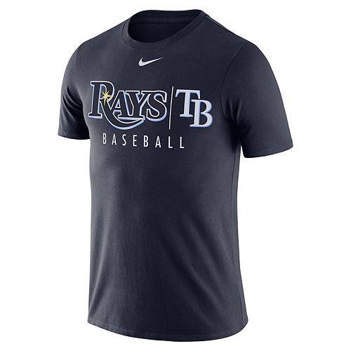 Nike Men's Tampa Bay Rays Dri-FIT Practice Tee