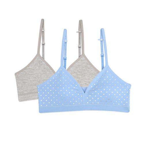 Girls SO® 7-16 2-Pack Seamless Bralettes