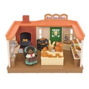 Calico Critters Heloise Pickleweeds Hedgehog Brick Oven Bakery Set