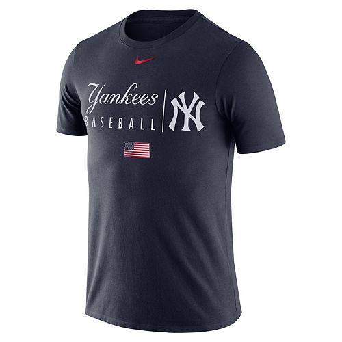 Nike Men's New York Yankees Dri-FIT Practice Tee