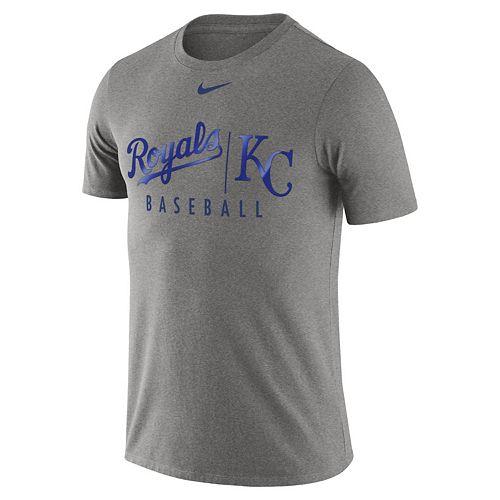 Nike Men's Kansas City Royals Dri-FIT Practice Tee
