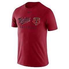 Nike Men's Minnesota Twins Dri-FIT Practice Tee
