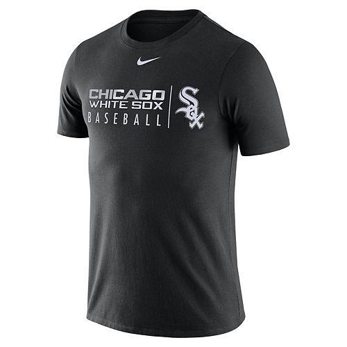 Nike Men's Chicago White Sox Dri-FIT Practice Tee