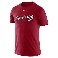 Nike Men's Washington Nationals Dri-FIT Practice Tee