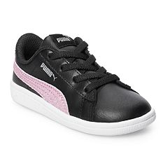 PUMA Vikky Glitz Toddler Girls' Sneakers